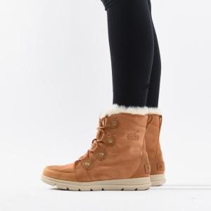 נעליים סורל לנשים Sorel Explorer Joan - חום