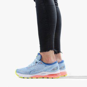 נעליים אסיקס לנשים Asics Gel-Nimbus 21 - כחול
