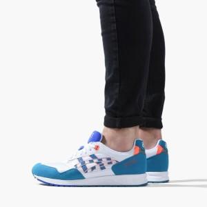 נעליים אסיקס לגברים Asics Gelsaga - לבן/ כחול