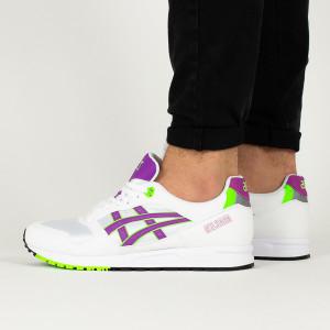 נעליים אסיקס לגברים Asics Gelsaga - לבן/סגול