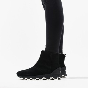 נעליים סורל לנשים Sorel Kinetic Short - שחור