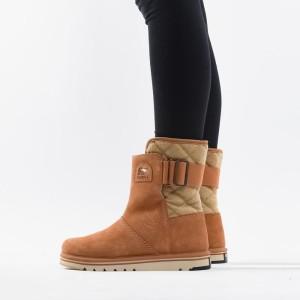נעליים סורל לנשים Sorel Newbie - חום