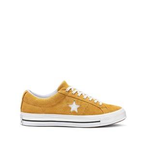 נעליים קונברס לגברים Converse ONE STAR OX  - צהוב