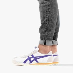 נעליים אסיקס לגברים Asics Onitsuka Tiger Corsair - לבן/סגול
