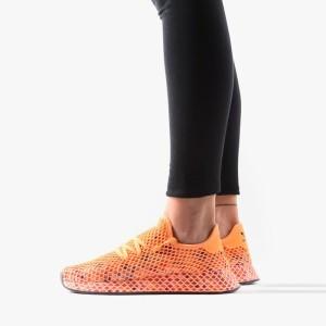 נעליים Adidas Originals לגברים Adidas Originals  Deerupt Runner - כתום