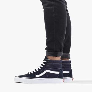 נעליים ואנס לגברים Vans Sk8-Hi - כחול
