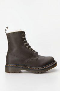 נעליים דר מרטינס  לנשים DR Martens 1460 SERENA - שחור