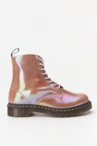 נעליים דר מרטינס  לנשים DR Martens 1460 PASCAL IRIDESCENT - ורוד