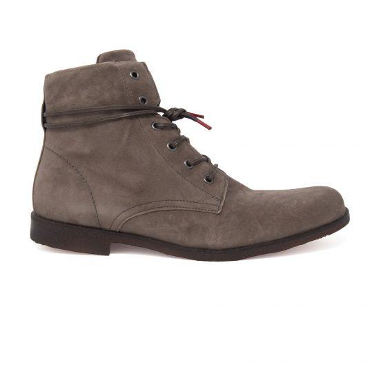 נעליים נו ברנד לגברים NOBRAND Ferrio - חום/אפור
