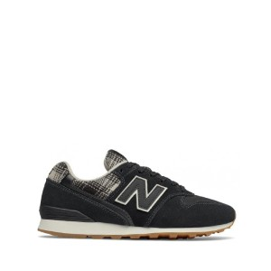 נעליים ניו באלאנס לנשים New Balance WL996FC - אפור כהה