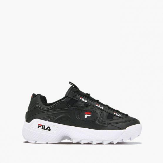 נעליים פילה לגברים Fila D-Formation - שחור