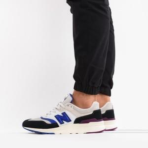 נעליים ניו באלאנס לגברים New Balance CM997HXV - לבן