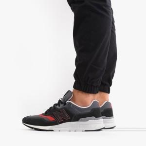 נעליים ניו באלאנס לגברים New Balance CM997HXW - אפור/שחור