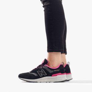 נעלי סניקרס ניו באלאנס לנשים New Balance CW997 - שחור/ורוד