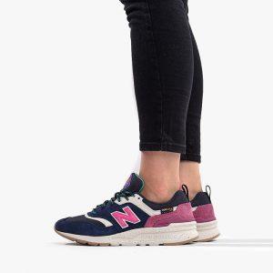 נעליים ניו באלאנס לנשים New Balance CW997HKA - כחול כהה/ורוד