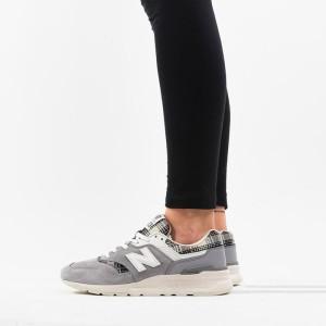 נעליים ניו באלאנס לנשים New Balance CW997HXC - אפור בהיר