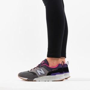 נעליים ניו באלאנס לנשים New Balance CW997HXD - אפור