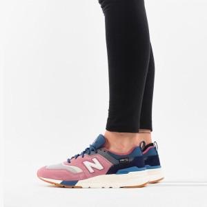 נעליים ניו באלאנס לנשים New Balance CW997HXF - ורוד/כחול
