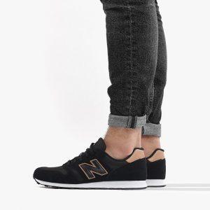נעליים ניו באלאנס לגברים New Balance ML373MRT - שחור