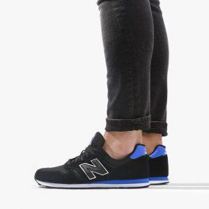 נעליים ניו באלאנס לגברים New Balance ML373MRT - שחור/כחול