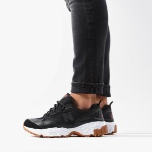 נעליים ניו באלאנס לגברים New Balance ML801BEC - שחור/לבן