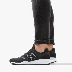 נעליים ניו באלאנס לגברים New Balance MS247GI - שחור/לבן