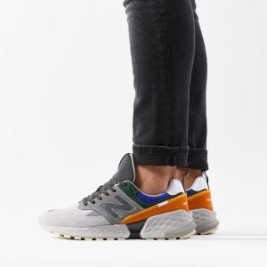 נעליים ניו באלאנס לגברים New Balance MS574APG - צבעוני