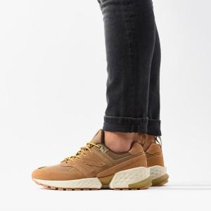נעליים ניו באלאנס לגברים New Balance MS574ARF - חום