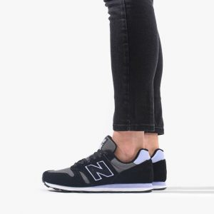 נעליים ניו באלאנס לנשים New Balance 373 - שחור/אפור