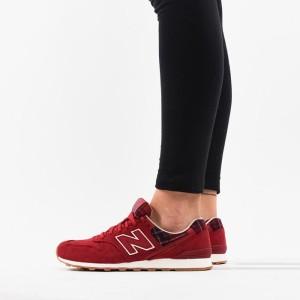 נעליים ניו באלאנס לנשים New Balance WL996FC - אדום