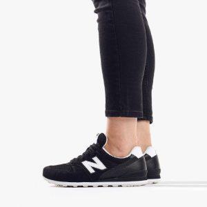 נעליים ניו באלאנס לנשים New Balance WL996FC - שחור/לבן