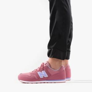 נעליים ניו באלאנס לנשים New Balance YC373CA - ורוד