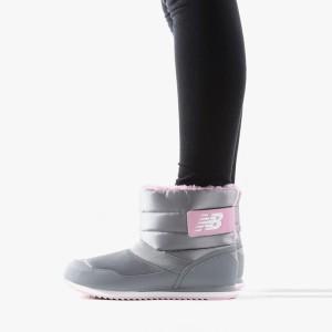 מגפיים ניו באלאנס לנשים New Balance YO996BBK - אפור/ורוד