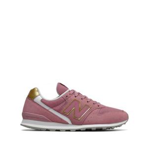 נעלי סניקרס ניו באלאנס לנשים New Balance WL996 - ורוד  זהב
