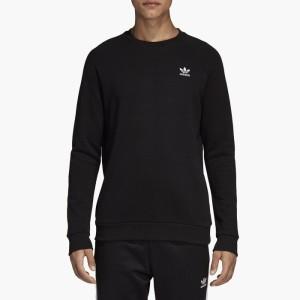 בגדי חורף אדידס לגברים Adidas Essential Crew - שחור