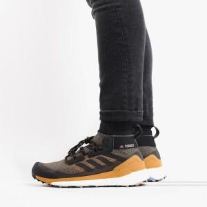 נעליים Adidas Originals לגברים Adidas Originals Terrex Free Hiker - צבעוני כהה