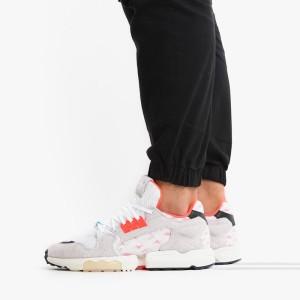 נעליים אדידס לגברים Adidas Originals ZX Toorsion - אפור בהיר