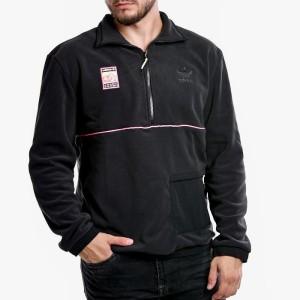 בגדי חורף אדידס לגברים Adidas Orignals Polar Top - שחור