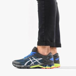 נעליים אסיקס לגברים Asics Gel-Kayano 26 LS - צבעוני כהה