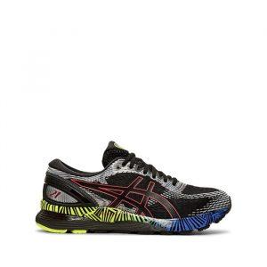 נעלי ריצה אסיקס לגברים Asics Gel-Nimbus 21 LS - צבעוני כהה