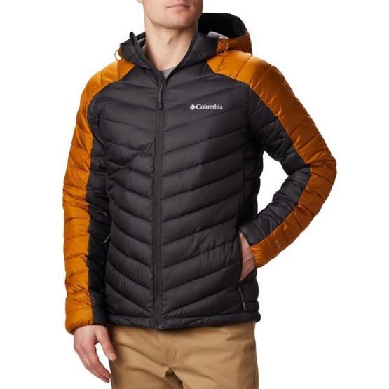 ביגוד קולומביה לגברים Columbia Horizon Explorer Hooded Jacket - שחור
