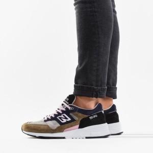 נעליים ניו באלאנס לגברים New Balance Soft Haze Made in UK - צבעוני כהה