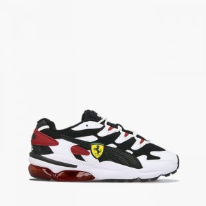 נעלי סניקרס פומה לגברים PUMA SF Cell Alien Ferrari - צבעוני כהה