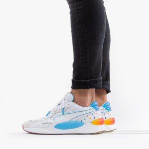 נעליים פומה לגברים PUMA x Tetris RS 9.8 - לבן