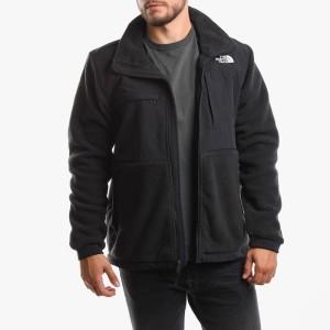 בגדי חורף דה נורת פיס לגברים The North Face Denali Jacket - שחור