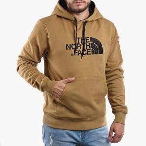 בגדי חורף דה נורת פיס לגברים The North Face Drew Peak - חום