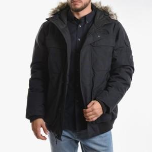 ביגוד דה נורת פיס לגברים The North Face Gotham Jacket III - שחור