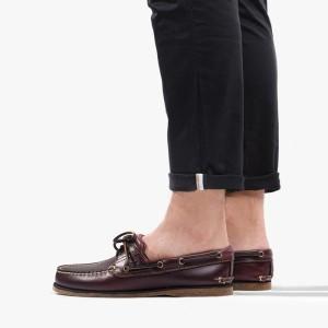 נעליים טימברלנד לגברים Timberland Classic Boat - חום
