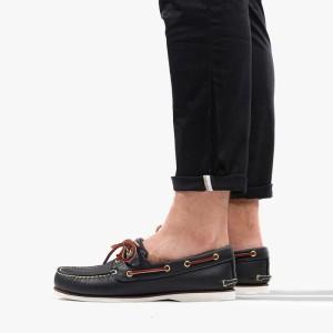 נעליים טימברלנד לגברים Timberland Classic Boat - שחור