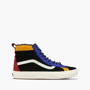 נעליים ואנס לגברים Vans Sk8-Hi 46 MTE - צבעוני כהה